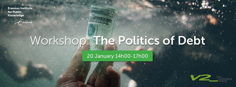 "Workshop ""The politics of debt"", Rotterdam"