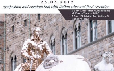 Italian Art and its Icons: The Past in the Present – NUI Galway