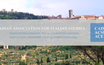 Call for Papers: Canadian Association for Italian Studies