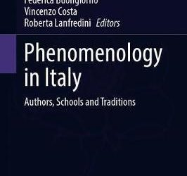 Phenomenology in Italy